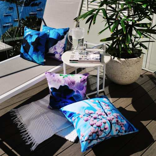 Victorian Glasshouse Outdoor Cushions