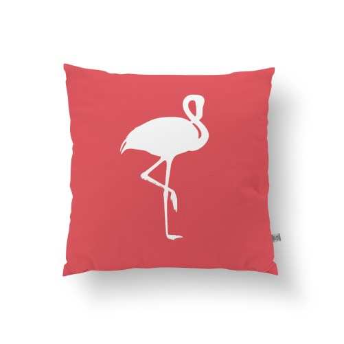 Flamingo Outdoor Cushion Coral