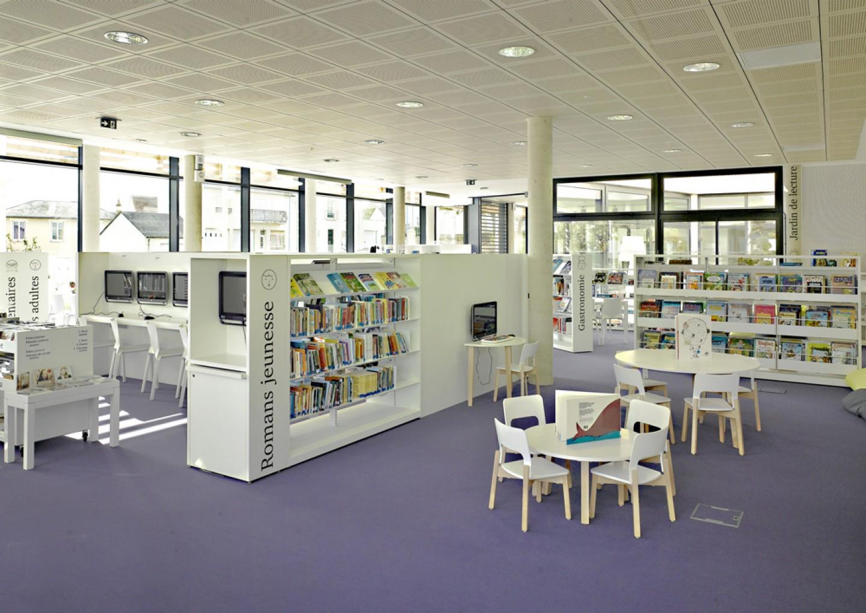 Laurent Vi Architecture Ple Culturel Salle De