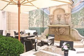 Restaurant L'Assaggio de l'hôtel Castille Paris