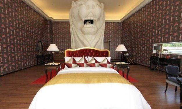 Les hôtels éphémères : De Londres à Singapour