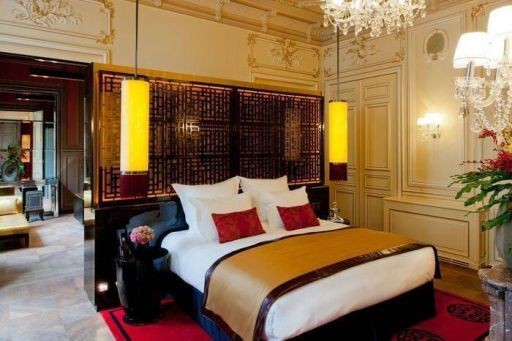 Buddha-Bar Hotel la suite