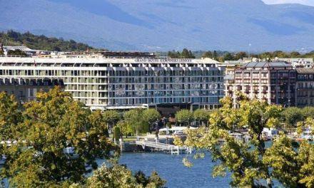 Grand Hotel Kempinski Geneva : Rencontre avec son directeur
