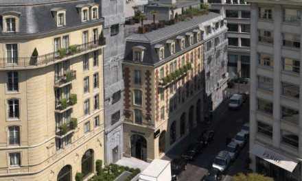 Edouard François, Architecte : Le septième palace Parisien