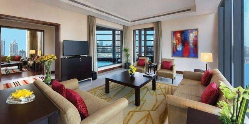 The Oberoi Dubai presidential-suite Laurent Delporte