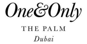 one and only the palm dubai
