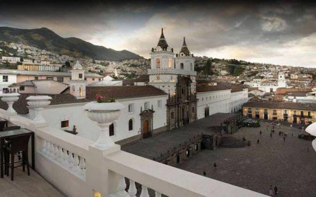 L'Art de recevoir au Casa Gangotena de Quito