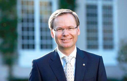 Rencontre avec Frank Marrenbach, CEO Oetker Collection