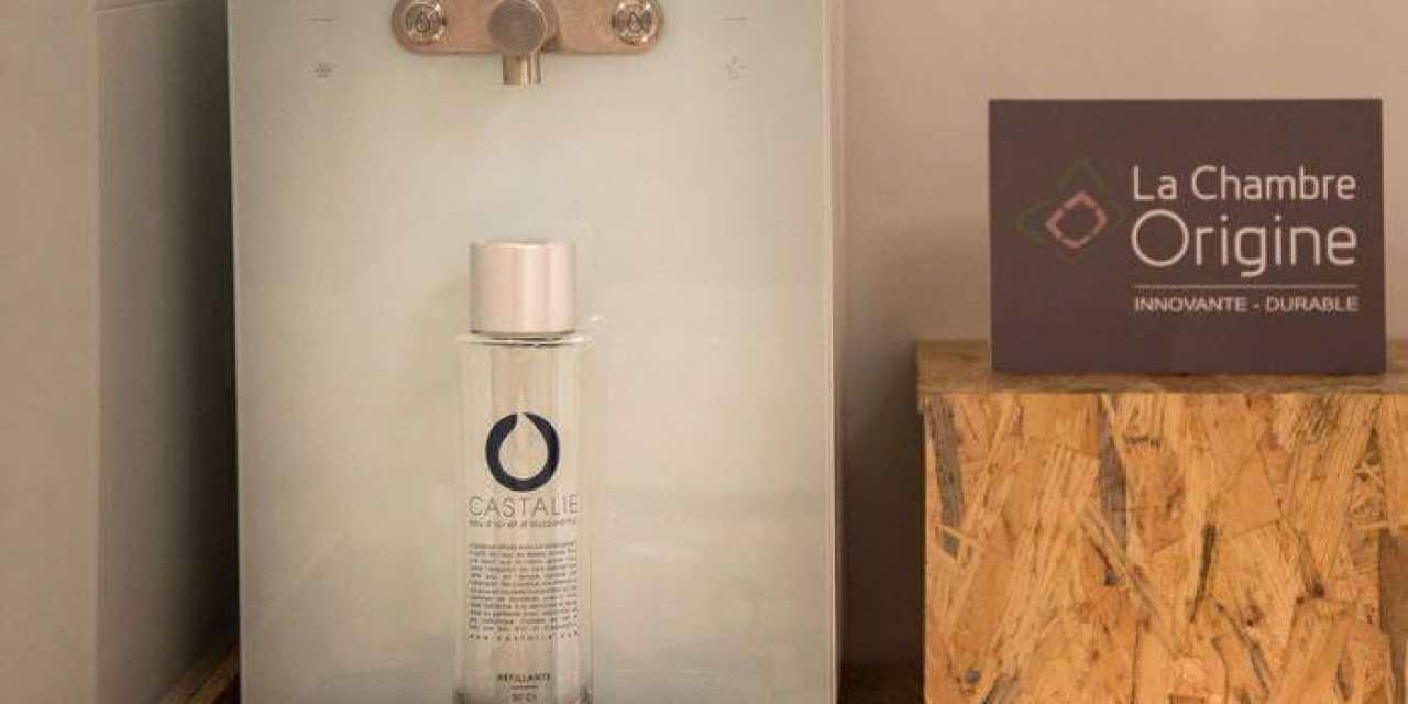 L'eau, un nouveau service en chambre