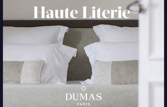 Haute Literie : DUMAS Paris, l'excellence à la française