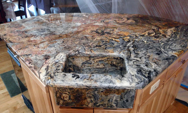 kitchen counter options remodeling laurentian - monument, granite and stone countertops ...