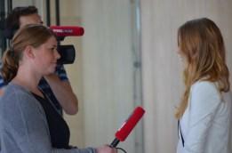 Lena im Interview mit Spiegel Online.