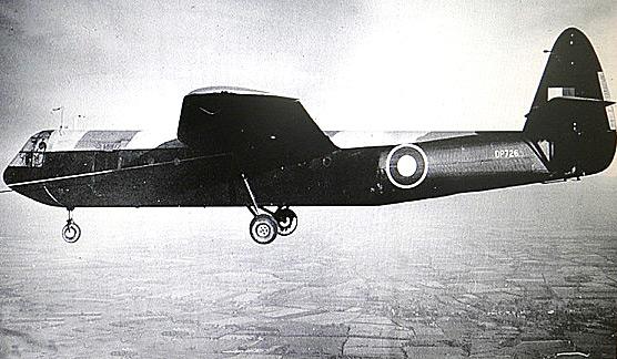 Planeur Horsa 5 juin 1944