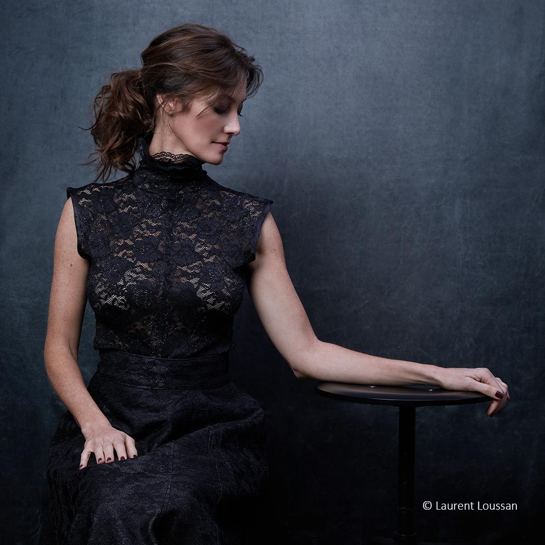 Portrait de Mareva Galanter - Photographe portraitiste © Laurent Loussan