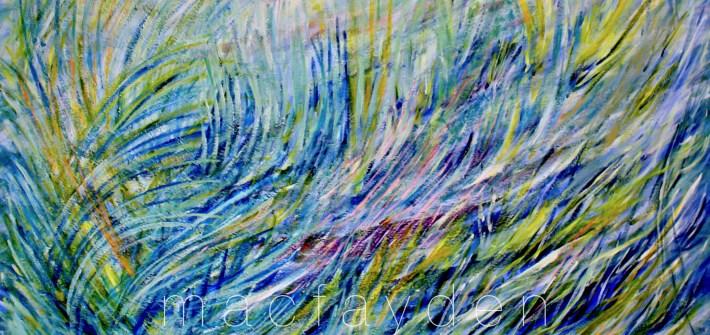Ripples, River Reeds