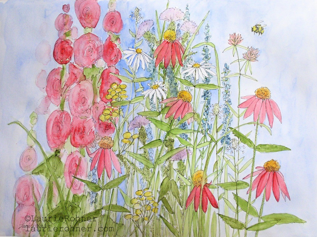 By nature artist Laurie Rohner