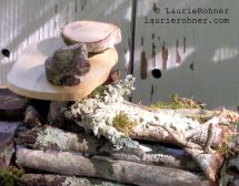 Sold Twig Woodland Fairy House Handmade Of Kind With