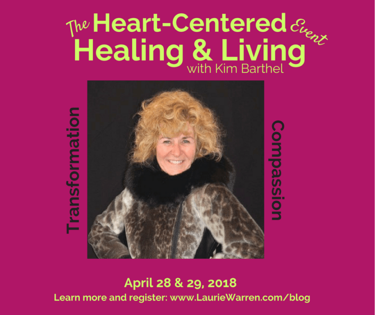Game-changing event: Heart-Centered Healing and Living