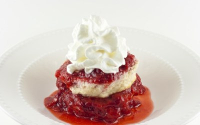 Food Sass® Strawberry shortcake, anyone?