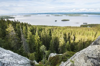 National Landscape from Ukko-Koli