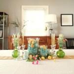 Easter Brunch ~ DIY Holidecor
