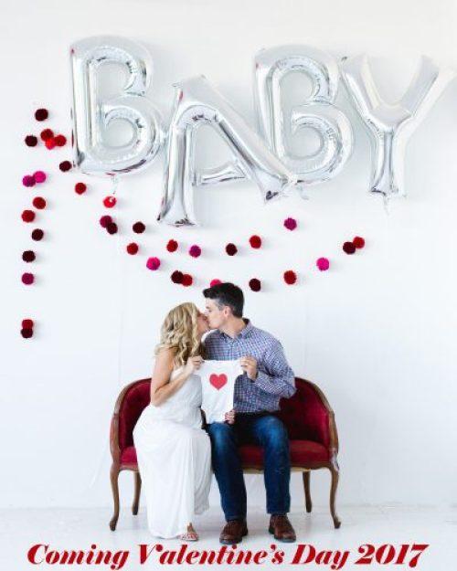 valentines-pregnancy-announcement