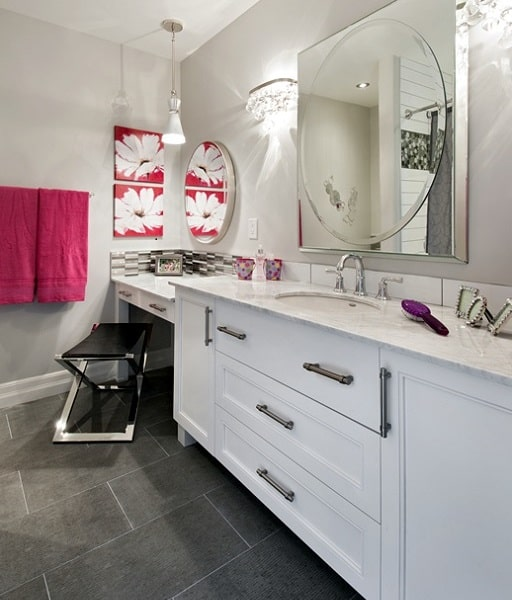 choose your bathroom vanity with these