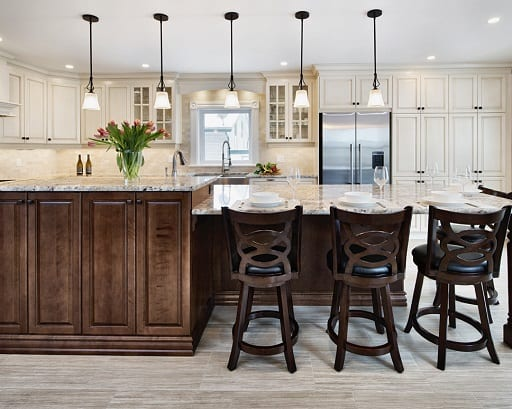 kitchen island seating sink frame 4 steps to create the perfect
