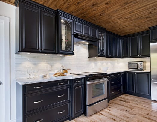 how to design a kitchen outdoor doors black designs could be the inspiration you need