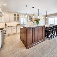 Kitchen Flooring Trends Cabinets In Stock And Bathroom 2018 Straight From Our Designers The Darker Tone Of Island Compliments Lighter Floor Both Introduce Wood Element That Is So On Trend For Laurysen Kitchens