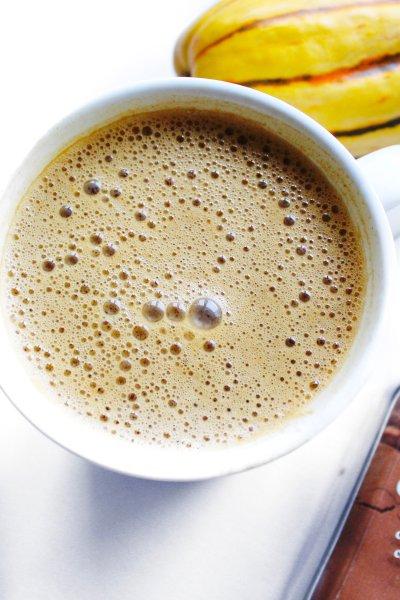 Vegan Pumpkin Spiced Latte