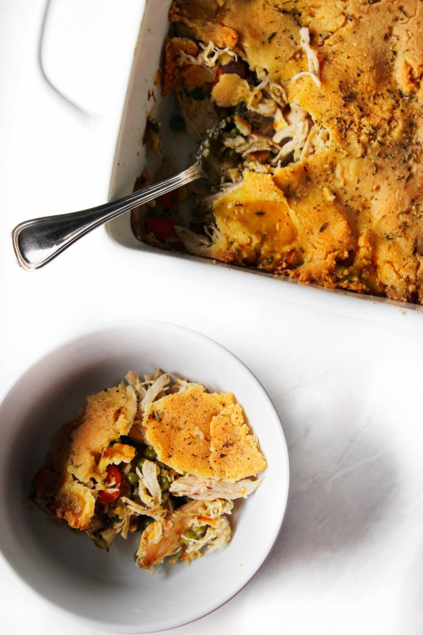 Chicken Pot Pie (Paleo, Whole-30, Dairy-free)