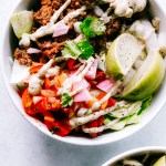 Healthier Burrito Bowls