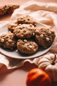 Gluten-Free-White-Chocolate-Pumpkin-Snickerdoodles-4
