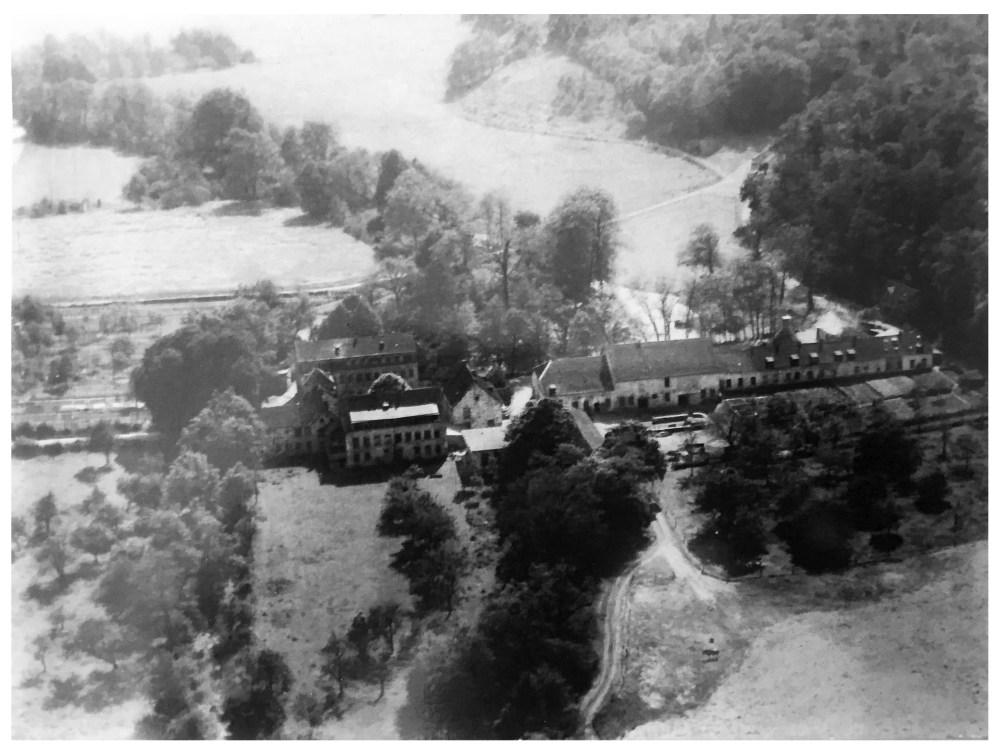 Gut Schönthal um 1950