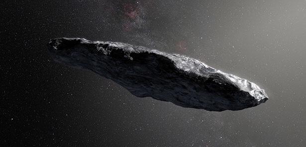 Die Zigarre aus einem anderen Sonnensystem