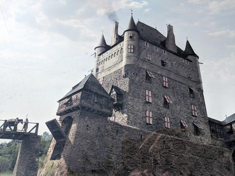 Die Burg Balduinseck