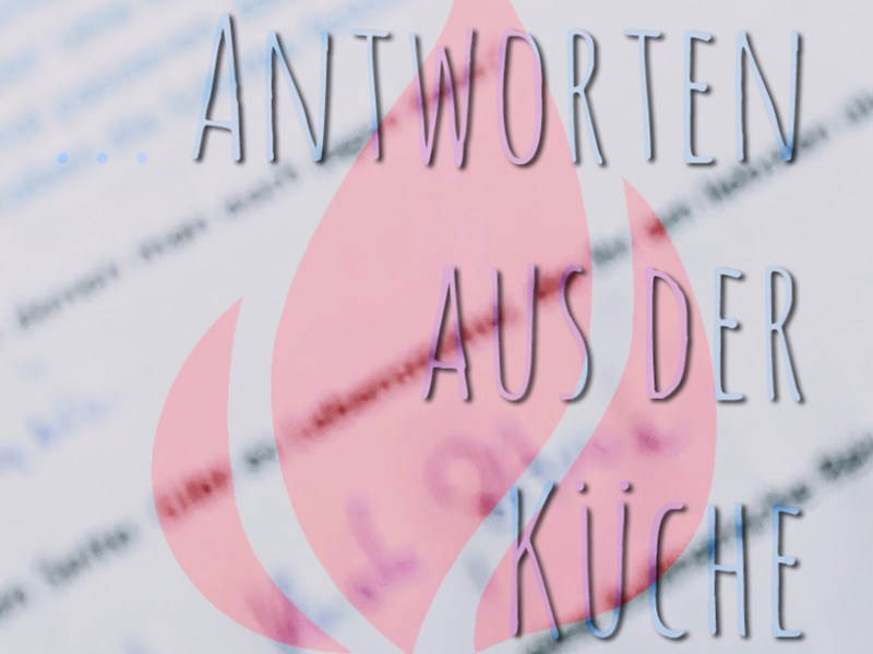 Fragen von German Foodblogs DE