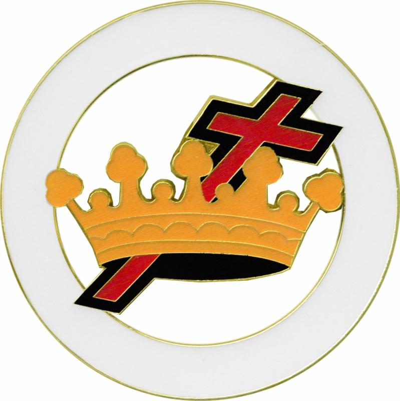 Knights Of Columbus Car Emblems