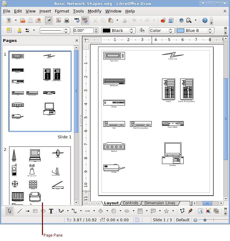 xlr wiring block diagram visio