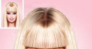 Barbie sans maquillage