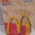 Le sac McDo