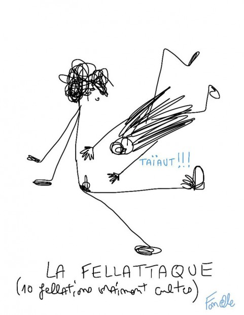 La fellataque