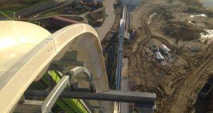 Le plus haut toboggan aquatique au monde va mesurer 42 mètres !