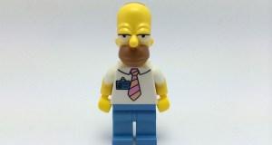Les LEGO Simpsons officiels débarquent enfin!