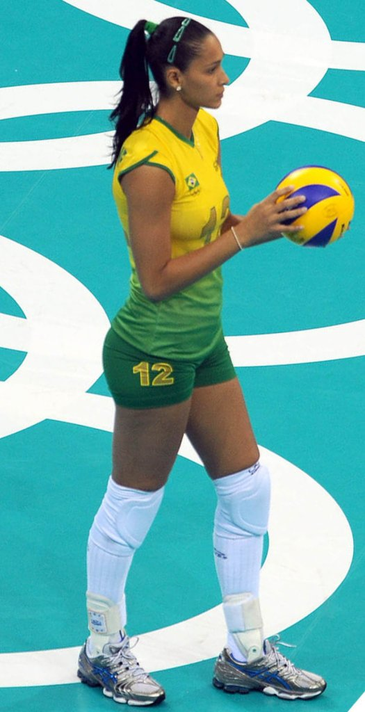 Jacqueline Carvalho, volley-ball