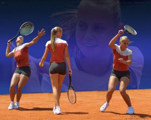Jelena Dokic, tennis