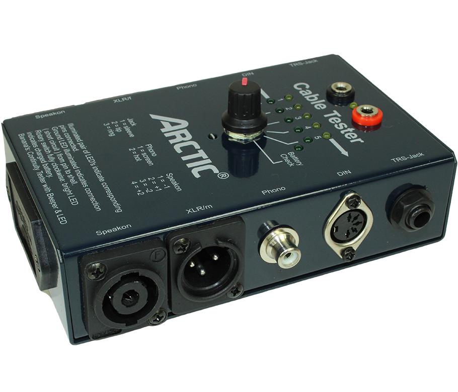Passive Audio Stereo To Surround Adapter