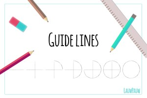 Guidelines: how to use them in your drawing