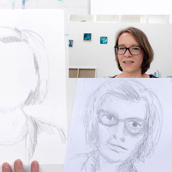 Online Portretcursus voor beginners